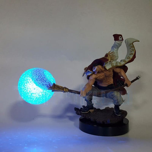 Barbe Blanche Figurine LED - One Piece