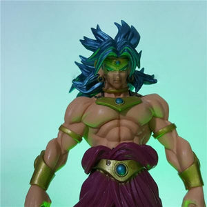 Broly SSJ En vol - Figurine-LED