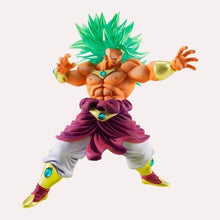 Broly SSJ3 Vs Vegeta - Figurine Dragon Ball