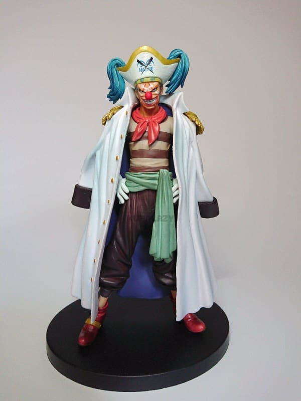 Buggy Figurine - One Piece