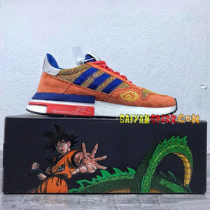 chaussure dragon ball x adidas