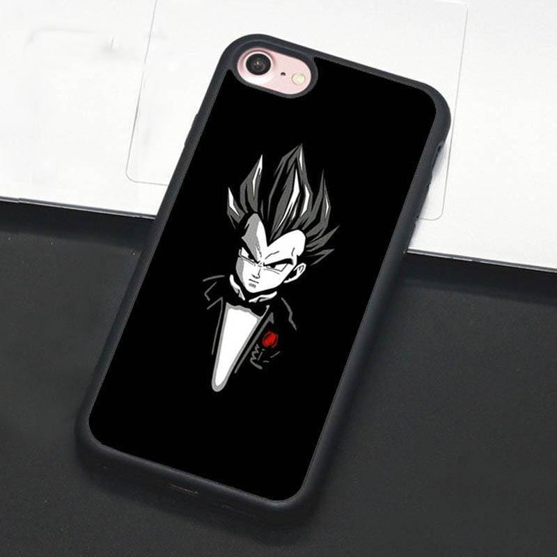 Coque DBZ iPhone Vegeta