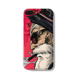 Coque Dragon Ball iPhone Tortue Génial Street - 1 / For iPhone 6 6S