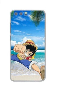 Coque Huawei (8 Desgins) - One Piece - 5 / for Huawei P20