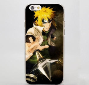 Coque iPhone (10 Designs) - Naruto - 02 / for iPhone 4 4s 4g