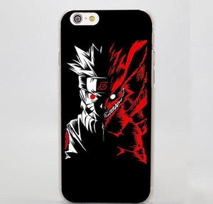 Coque iPhone (10 Designs) - Naruto - 18 / for iPhone 4 4s 4g