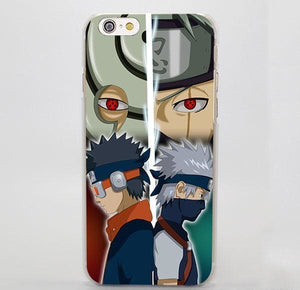 Coque iPhone (10 Designs) - Naruto - 19 / for iPhone 4 4s 4g