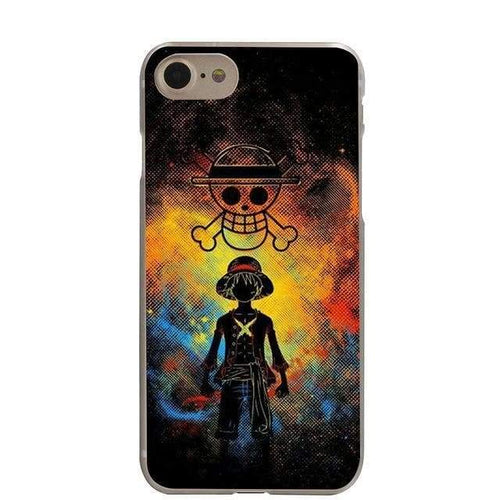 Coque iPhone (8 Desgins) - One Piece