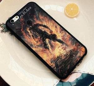 Coque iPhone Ace (6 Designs) - One Piece - D / For iPhone 5 5S SE