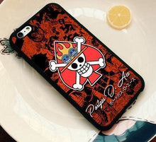 Coque iPhone Ace (6 Designs) - One Piece - F / For iPhone 5 5S SE