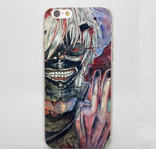 Coque iPhone Tokyo Ghoul (7 Designs) - 02 / for iPhone 4 4s