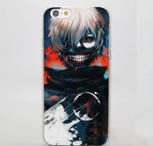 Coque iPhone Tokyo Ghoul (7 Designs) - 08 / for iPhone 4 4s