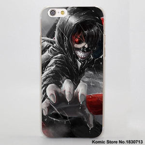 Coque iPhone Tokyo Ghoul (7 Designs) - 10 / for iPhone 4 4s