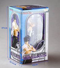 Figurine Fairy Tail - Gray Fullbuster