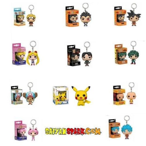 Figurines Pop (15 Persos)