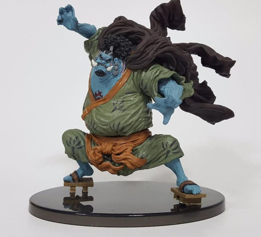 Jinbei Gyojin Karate Figurine - One Piece