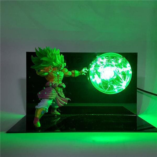 Lampe Dragon Ball Heroes Broly SSJ3