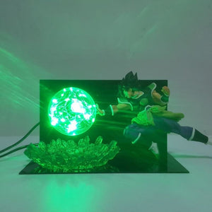 Lampe Dragon Ball Super Broly - Prise AU