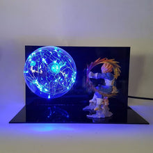 Lampe Vegeta Final Flash (boule d'énergie) - Saiyan Spark