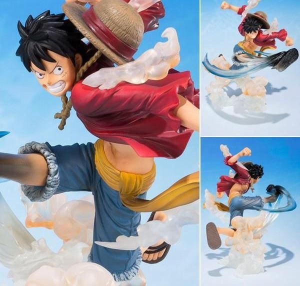 Luffy Gear 2nd Figurine - One Piece