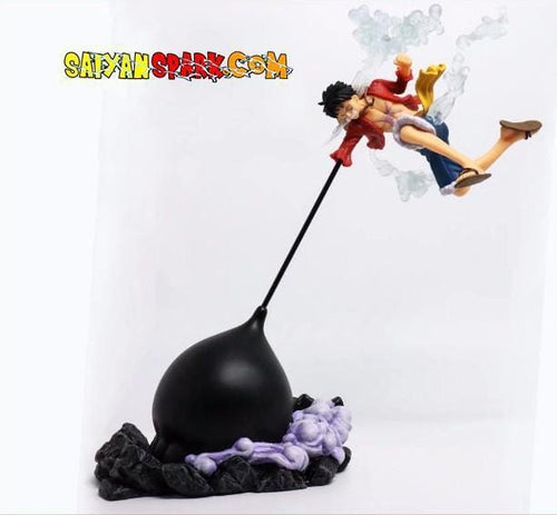 Luffy Gear 3rd Figurine - One Piece
