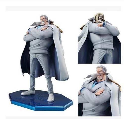 Monkey D Garp Figurine - One Piece