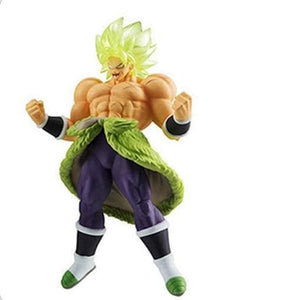 Pack Mini Figurine Film DBS - Broly