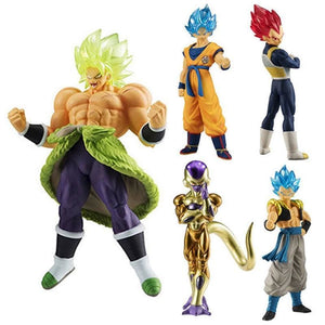 Pack Mini Figurine Film DBS