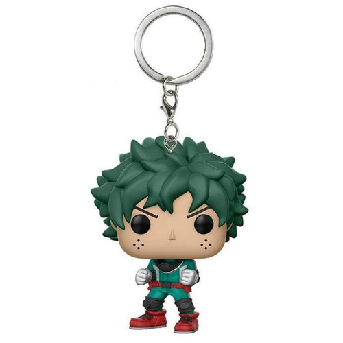 Porte-clés Izuku Pop - My Hero Academia
