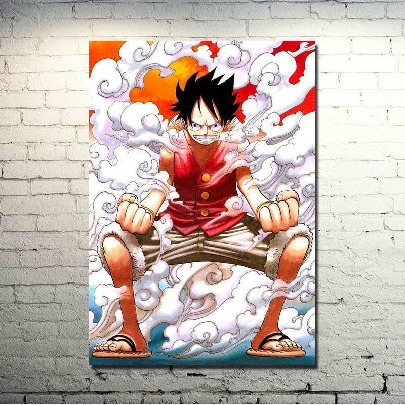 Poster Mural Luffy G2 - One Piece