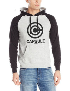 Pull Dragon Ball Z Capsule Corp - Gris / S