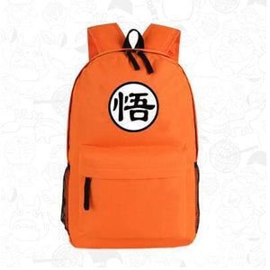 Sac - Logo Kame Go Han et Kaio (Orange) - 2
