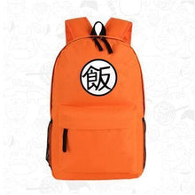 Sac - Logo Kame Go Han et Kaio (Orange) - 3