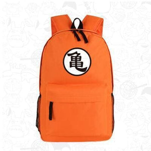 Sac - Logo Kame Go Han et Kaio (Orange) - 4