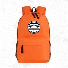 Sac - Logo Kame Go Han et Kaio (Orange) - 5