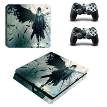 Sticker PS4 Slim (11 Designs) - Naruto - 3