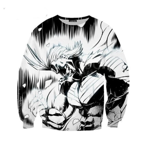 Sweat All Might - My Hero Academia - Sweat / S