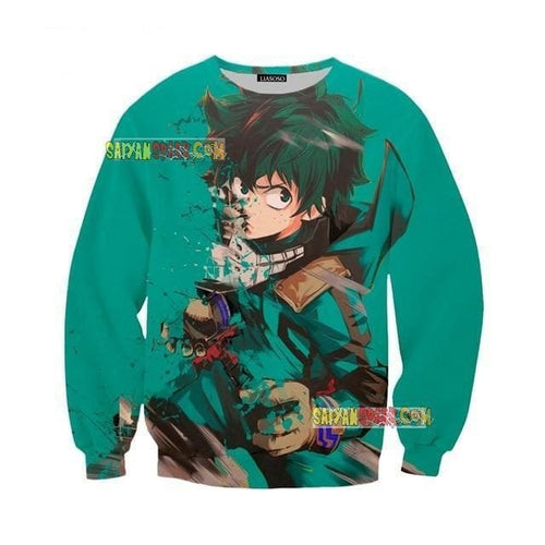 Sweat Izuku - My Hero Academia - 3 / S