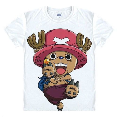 T-Shirt Chopper - One Piece - T-Shirt / S