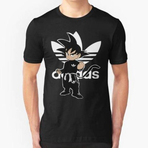 T-shirt DBZ Goku Adidas - Men black / S