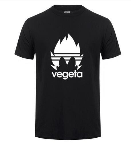 T-Shirt DBZ Vegeta Adidas - The picture color 7 / XL