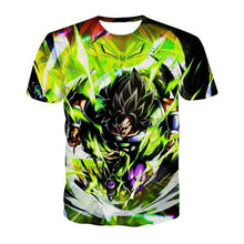 T-shirt Dragon Ball Super Broly (5 Designs) - A / S (JPN)