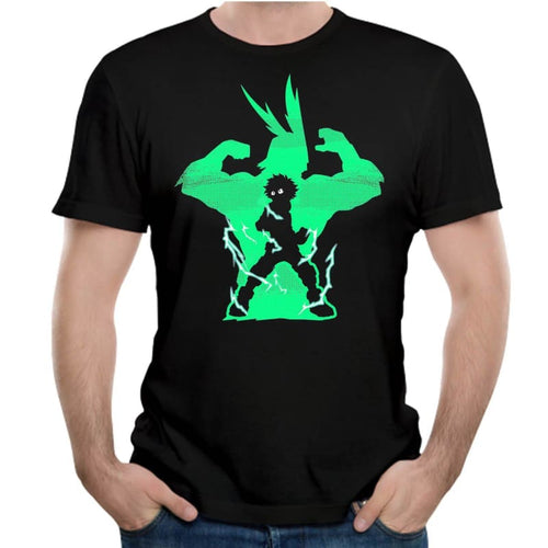 T-Shirt My Hero Academia Alter One For All