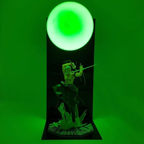 Zoro Figurine Lampe - One Piece