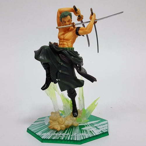 Zoro Santoryu Figurine - One Piece