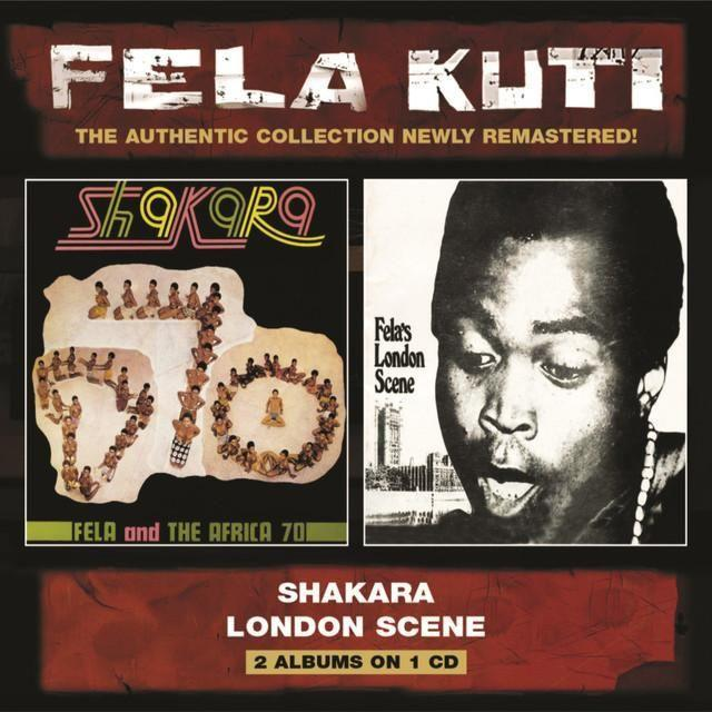 FELA KUTI - SHAKARA / LONDON SCENE