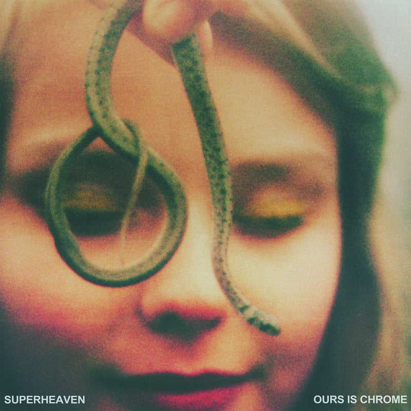 SUPERHEAVEN - OURS IS CHROME