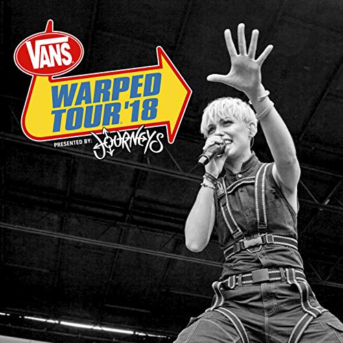 V/A - 2018 VANS WARPED TOUR COMPILATION