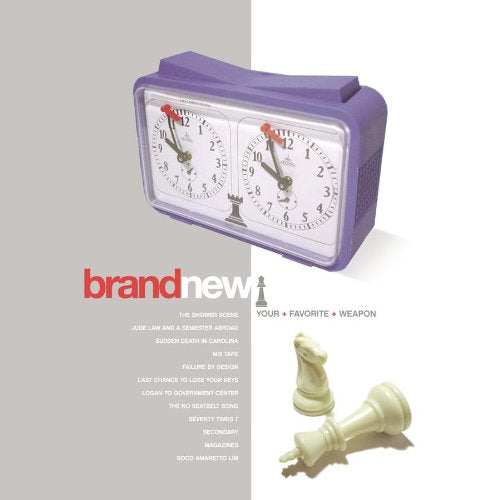 BRAND NEW - YOUR + FAVORITE + WEAPON