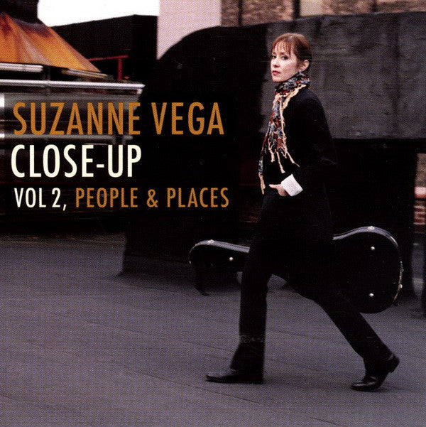 SUZANNE VEGA - CLOSE UP VOL 2 PEOPLE & PLACES